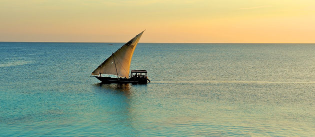 Zanzibar is an island and separate state, located off the coast of Tanzania.